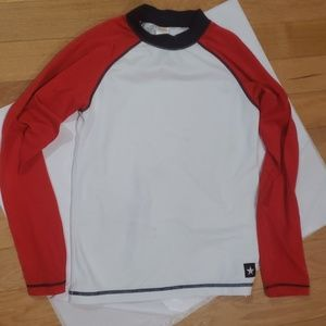 Rash guard shirt sz 12 Gymboree